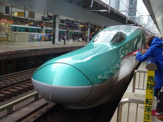 北海道新幹線 車内アナウンス