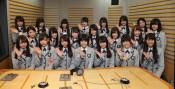 欅坂46デビュー記念のLINE LIVE特番!こちら有楽町星空放送局