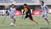 『なんとかサッカーをやりたい』という思いの方が強かった-古城暁博選手(アンプティサッカー)インタビュー
