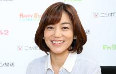 ラジオパーク、土曜日のオープニングは八木亜希子さんから!