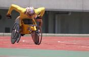 17歳で車いす生活に。障がい者スポーツセンターで運命的にであった車いすレース-廣道純(プロ車いすランナー)インタビュー