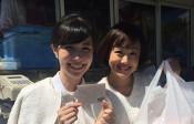 【増田アナ】東島アナと2人、こう見えて同じ…