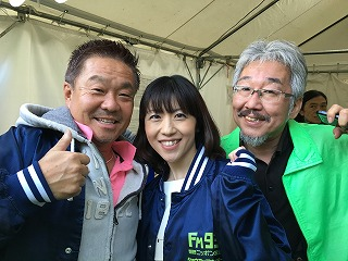 ラジオパーク2016師岡さんと元気さん