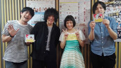 back numberが大原櫻子へ「武道館の先輩」としてアドバイス!15(火)はDAIGOと楽曲制作!