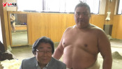 """日本人力士の逆襲!""""御嶽海関""""「おかみさんが綺麗だったので(笑)」 【ひでたけのやじうま好奇心】"""