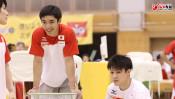 「健三はどんどん技のレベルを上げていく宇宙人です」by内村航平 リオ五輪体操男子代表・白井健三(19歳) スポーツ人間模様