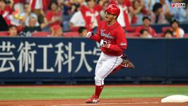 1勝の重みを知り抜く頭脳派!広島・田中広輔内野手(27歳) スポーツ人間模様