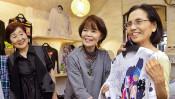 3度のがん闘病を乗り越えて… 地域に愛される婦人服のお店を41年間営む女性 【10時のグッとストーリー】