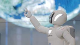 自由研究に悩んだら日本科学未来館に行こう!『The Searching Planet 検索する地球』 【ひろたみゆ紀・空を仰いで】