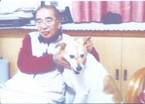 敏雄さんとアム