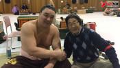 「いつでも、どこでも、人のためにつくせ。」大相撲横綱・日馬富士公平(32歳) スポーツ人間模様