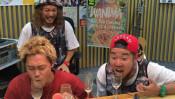 """今、現在ロックシーンで一番アツいスリーピースバンド""""WANIMA""""が夜通し番組に出演!"""