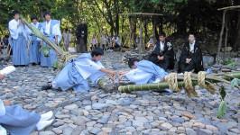 9月1日開催!平安時代から続く伝統の奇祭「近江中山の芋競べ祭り」 【本仮屋ユイカ 笑顔のココロエ】