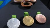 いよいよ開幕!これがリオオリンピックのメダルだ!