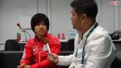 「3位決定戦でしっかりメダルを獲ることに気持ちを切り替えました」中村美里(27歳)インタビュー 《リオデジャネイロ五輪・柔道女子52キロ銅メダリスト》