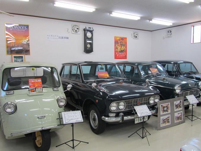 クラシックカー,昭和の杜博物館
