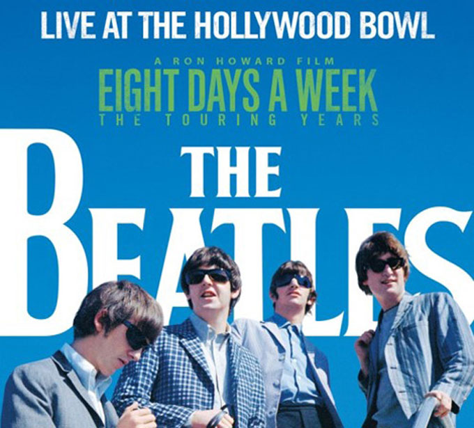 ザ・ビートルズ,ライヴ・アット・ザ・ハリウッド・ボウル,THE-Beatles,Live-At-The-Hollywood-Bowl