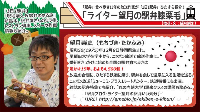 ライター望月の駅弁膝栗毛,ラジオ,ニッポン放送