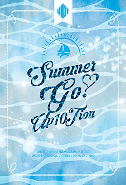Summer Go!: 4th ,Mini Album,UP10TION
