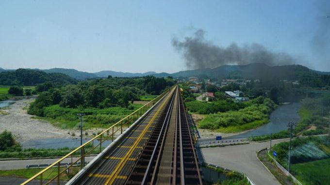 一ノ戸川橋梁