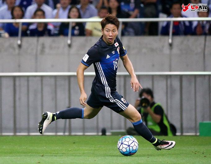 浅野拓磨,サッカー日本代表,FW