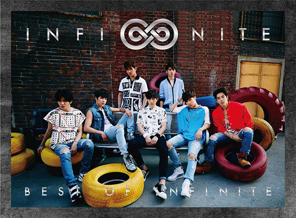 BEST OF INFINITE,Infinite