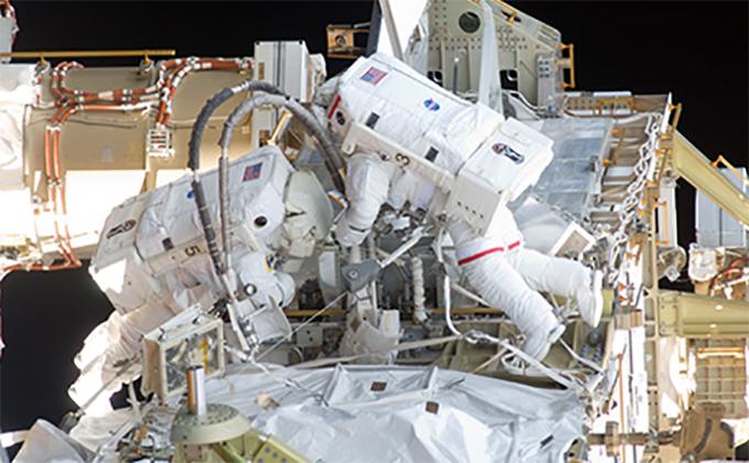 JAXA,宇宙飛行士, 船外活動