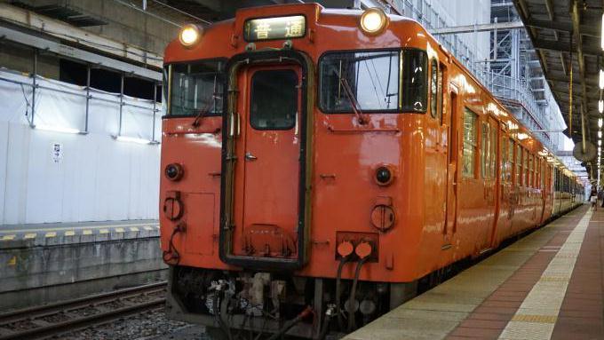 新潟,キハ47