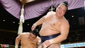 残り14日間は全勝を!大相撲大関・稀勢の里(30歳) スポーツ人間模様