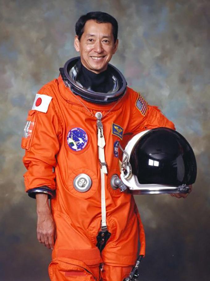 毛利宇宙飛行士