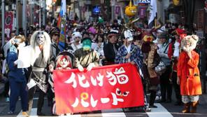 『神楽坂に化け猫!勢ぞろいだニャ~』 10/16(日)神楽坂化け猫フェスティバル