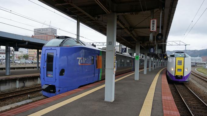 キハ261系スーパー北斗