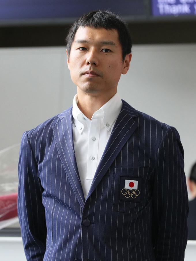 体操男子,日本,水鳥寿思