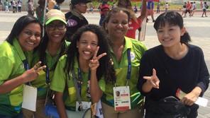 一日の観客動員数ではなんと!オリンピックを超えていました。新行市佳アナのリオパラリンピックレポート!
