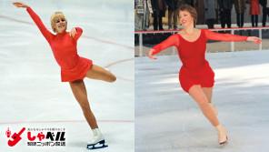 懐かしい銀盤の2つの星 リンスマイルとハミルカット!フィギュアスケート女子 ジャネット・リン&ドロシー・ハミル スポーツ人間模様