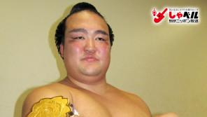 今日、年間最多勝をかけた日馬富士との一番にも「今日は今日。明日は明日」 大相撲大関・稀勢の里寛(30歳)