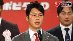 目下の願いは「黒田さんが引退を撤回すること!」セ・リーグMVP・広島・新井貴浩内野手(39歳) スポーツ人間模様