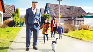 キテます、スウェーデン映画『幸せなひとりぼっち』【しゃベルシネマ by 八雲ふみね・第120回】
