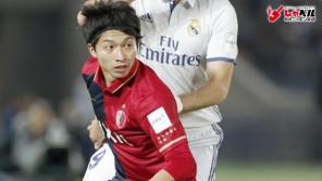 2ゴールを決めるもハリルホッジ監督は「体力がない」鹿島MF・柴崎岳(24歳)スポーツ人間模様