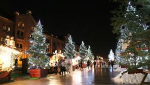 楽しいドイツのクリスマスを横浜で体験!【ひろたみゆ紀・空を仰いで】