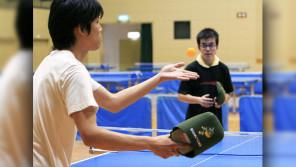 全日本スリッパ卓球選手権をご存知ですか?【鈴木杏樹のいってらっしゃい】