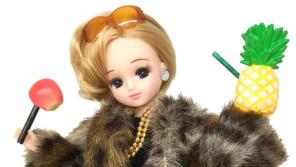 東島衣里アナも愛用!「リカちゃん」が50周年でスゴイことになっていた!【ひでたけのやじうま好奇心】