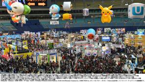 日本最大級のゲームとホビーの祭典!次世代ワールドホビーフェア2017・ウインター東京大会・幕張メッセ【ハロー千葉】