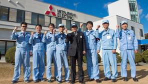 三菱電機三田製作所の技術を支える真剣なまなざし!【ひでたけのやじうま好奇心】