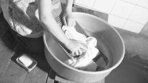 洗濯機が登場する前の洗濯はこうでした【鈴木杏樹のいってらっしゃい】