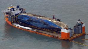 日本では流れないセウォル号を引き上げたのは中国企業という報道 高嶋ひでたけのあさラジ!