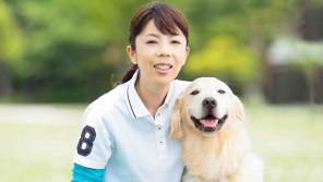 障害のある方の人生をもっと豊かに…。介助犬・聴導犬育成と普及に奮闘中!【わん!ダフルストーリー】