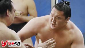 引退まであと17場所!大相撲横綱・白鵬翔(31歳) スポーツ人間模様