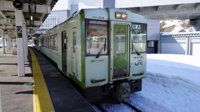 飯山線・キハ110系