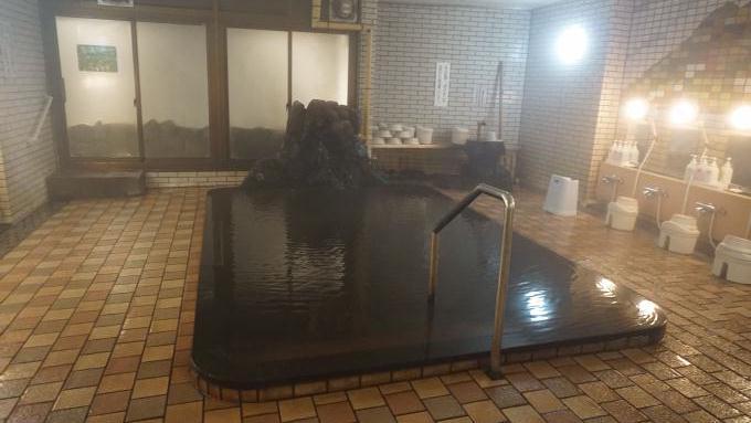温泉ホテル中原別荘